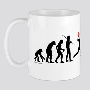 Dodgeball Evolution Mug